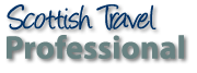 Scottish Travel Professional Logo